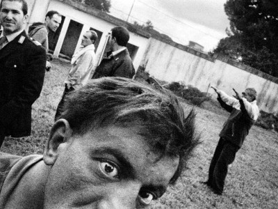 "Giampiero Assumma ""The Lower World"" & Julian Hallberg, Ulf Peter Hallberg ""The City as a Mirror"". 11 November – 2 December."